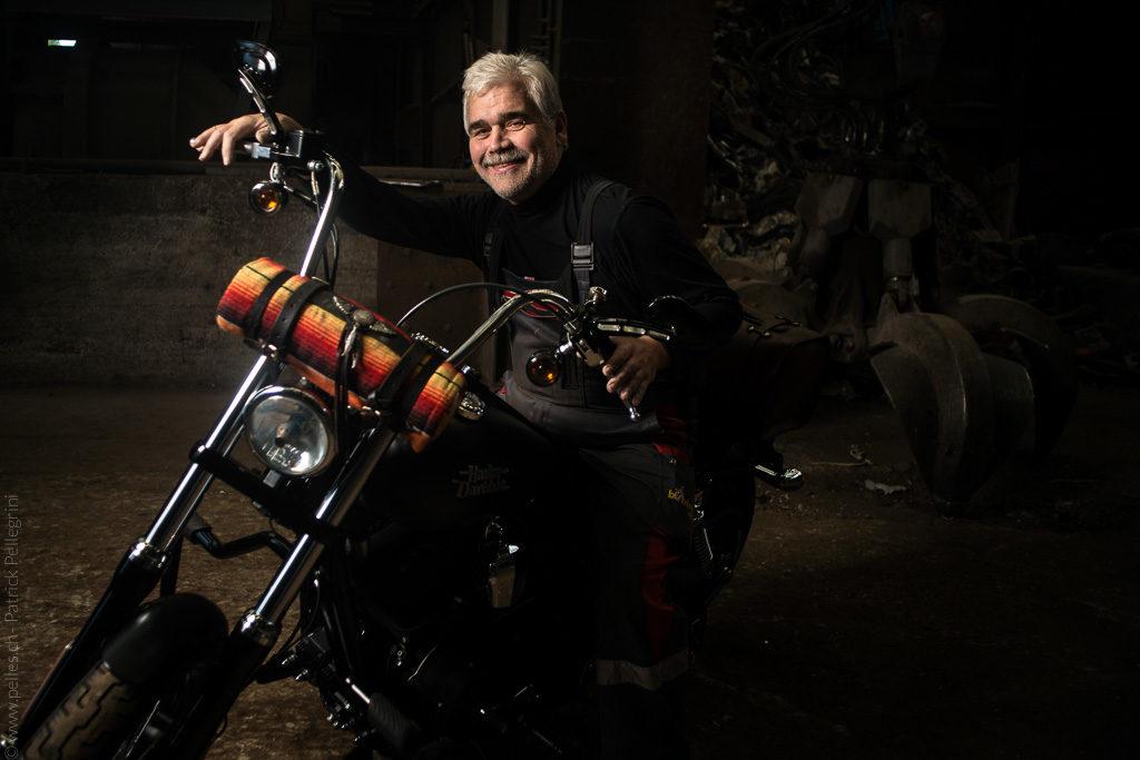 Harley shooting