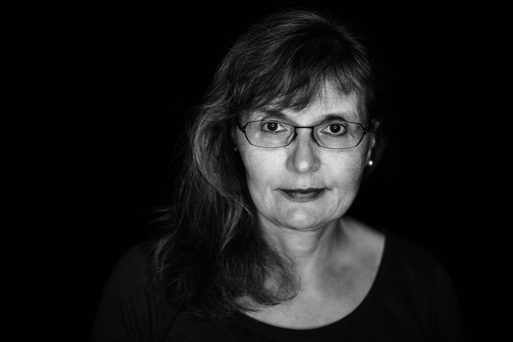 Ruth Pellegrini, Organistin